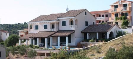 Mavarčica, luxury villa with marvellous sea view
