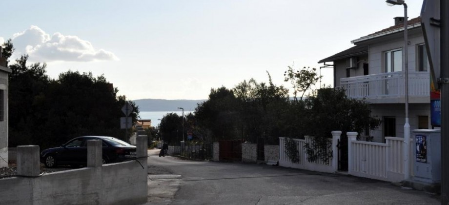 Large building plot on island Ciovo