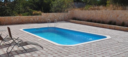 Trogir, special offer, apartment with swimming pool and garden
