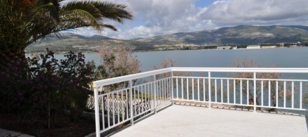 Trogir, charming house for sale 1st row to the sea