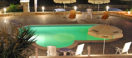 Trogir, Beautiful family hotel 100m from the main beach