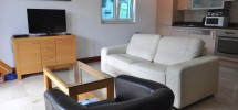 Trogir, furnished two bedroom apartment located on the south side of Island Ciovo