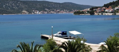 Marina, house by the sea for sale