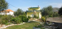Unique opportunity ! Seget Vranjica, house for sale with marvelous sea view, located only 150 m from the beach!
