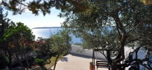 Trogir -Marina, for sale is quality built and stylish decorated house, sea view, 40 m from the sea.