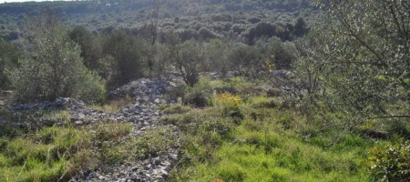 Okrug Donji, building land for sale!