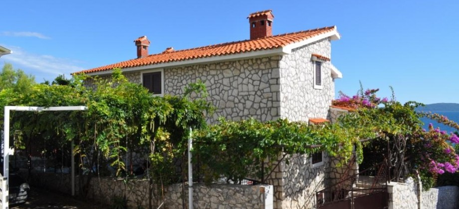 Trogir, Island Čiovo for sale stone house by the sea!