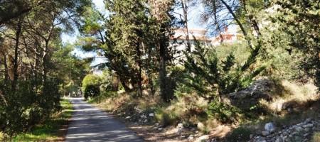 Trogir, building land plot for sale, surface 1382 sq.m.