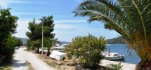 House for sale 1st line to the sea in Seget Vranjica