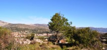 Trogir, building land plot of 628 sq.m.