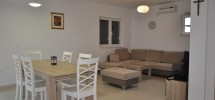 Comfortable two bedroom apartment 150 m from the beach