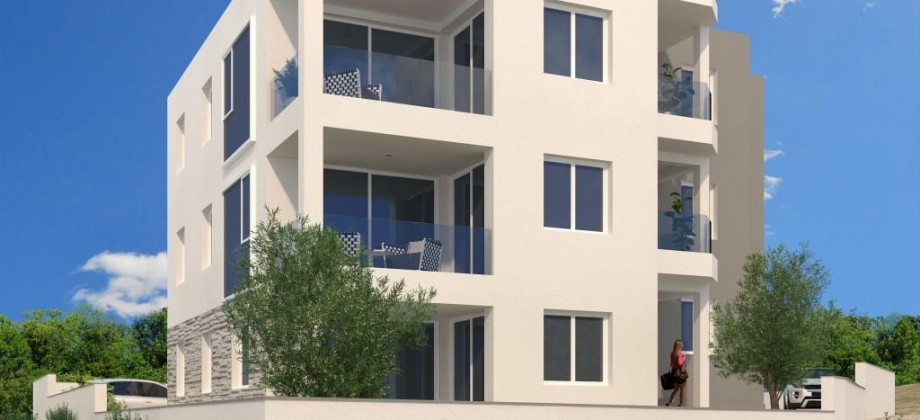 Žaborić, attractive two bedroom apartments in new building