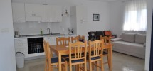 Beautiful comfortable two bedroom apartments of 80 sq.m.