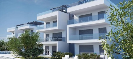 Luxury new apartments with sea view
