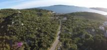 Island Čiovo, Okrug Donji. Building land plot 2254 m2
