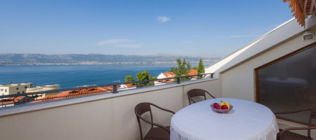Two bedroom penthouse with beautiful view